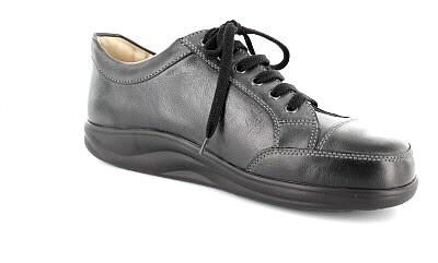 Finn Comfort Huelva Schwarz Herrenschuhe Sneaker