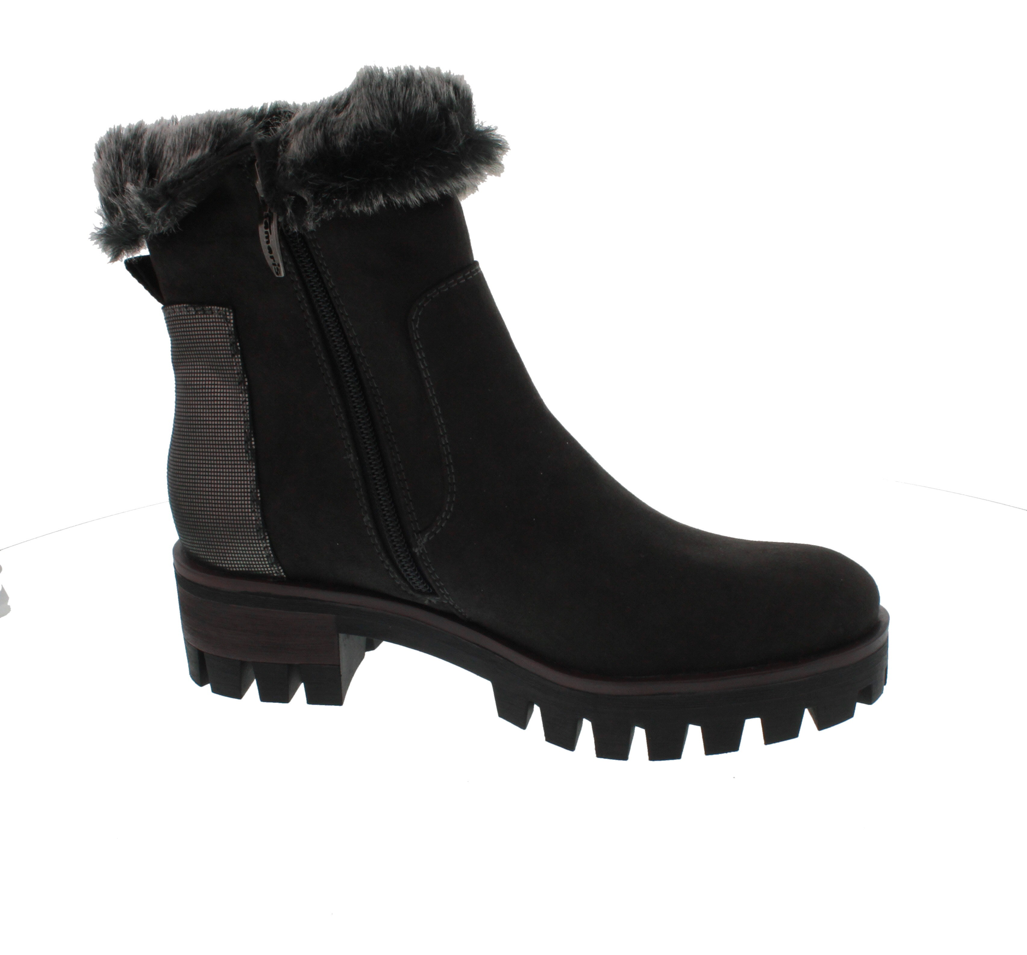 best authentic 8f0a2 a14d9 Tamaris, Stiefel in grau